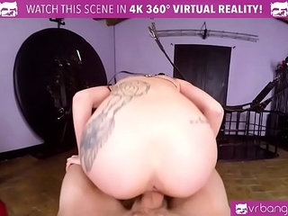 VR PORN Sexy Dominatrix Wants Your Cock