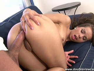 JESSICA HAS HER ANUS LUBRICATED POV