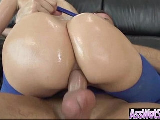 Anal Sex Tape With Curvy Big Ass Oiled Girl anikka albrite vid